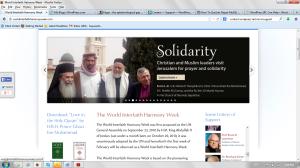 Missing women interfaith harmony week