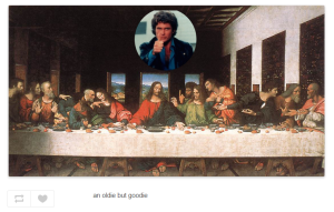 missing women last supper